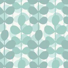 The Wallpaper Company 56 sq. ft. Aqua Leaf Wallpaper - Model # WC1282610 at The Home Depot