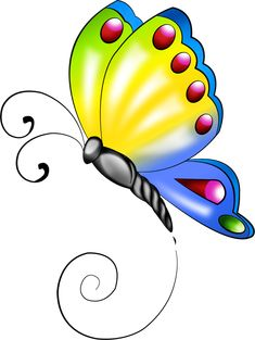 tube trop mimi j adore - Page 8 Butterfly Clip Art, Butterfly Quilt, Butterfly Drawing, Butterfly Painting, Butterfly Crafts, Butterfly Wallpaper, Butterfly Flowers, Beautiful Butterflies, Clipart