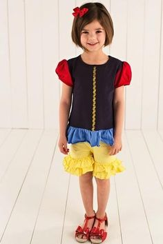 Apple Princess Shirt - Snow White Inspired/Playground Princess - Adorable Essentials, LLC  - 1