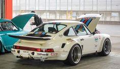 RWB Martini 911 #porsche #rwb