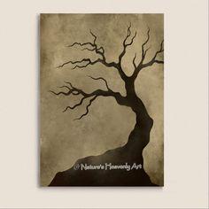 Bare Winter Tree Art Print 5 x 7 Natures by NaturesHeavenlyArt, $10.00