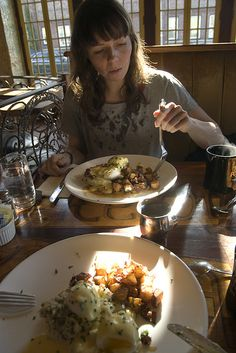 2000 calories for breakfast? - USA Trip Day 02 - Seattle