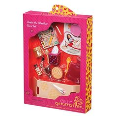 Our Generation Under The Weather Care Accessory Set Our Generation Doll Accessories, My Life Doll Accessories, American Girl Accessories, American Girl Doll Room, American Girl Furniture, Barbie Doll Set, Barbie Toys, Little Girl Toys, Toys For Girls