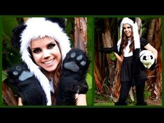 Yay for pandas! Hehe ♥  Outtakes + bloopers from this video! http://youtu.be/Yu1pLSBywL0  Watch my last video! http://youtu.be/sCIR2lBVjG4  I ♥ Instagram! Follow me! Username: TheGridMonster    Special thanks to Luke for helping me film my panda outfit! Check out his channels!  Vlog: http://youtube.com/Luke  Music: http://youtube.com/LukeConard    Check ...