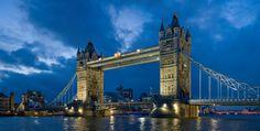 Tower Bridge #towerbridge #england #london #placestoseebeforeyoudie