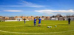Football pitch Bovalar