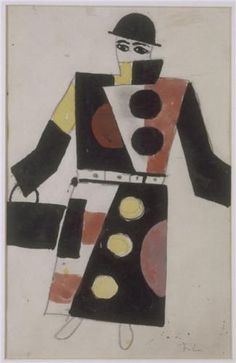 Project Costume Skating Rink  - Fernand Leger