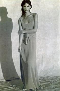 Christy Turlington for Mango, Spring/Summer 1994