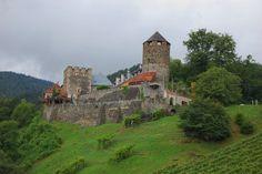 Burg Deutschlandsberg, Steiermark, Østerrike. Foto: Arnold Weisz ©