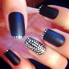 Pretty Nails with Gold Details nails ideas nails design Manicure Ideas featured . French Nails Glitter, Gel Nails French, Fancy Nails, Love Nails, Glitter Nails, My Nails, Vegas Nails, Sparkly Nails, Silver Nails