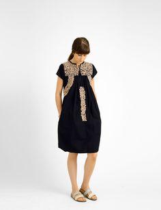Ulla Johnson Dahlia embroidered peasant dress