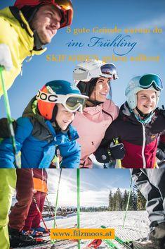 Im Frühling sollte man die Skier eigentlich schon längst im Keller verstaut haben? Dieser Meinung stimmen wir nicht ganz zu! Die schönen Tage im März und April sind ein wahrer Genuss für die Seele – denn die Sonne macht ja bekanntlich glücklich.