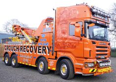 Crouch Recovery Scania R620 V8 Topline 75 Tonne Rotator Heavy Duty Trucks, Heavy Truck, Used Trucks, Big Rig Trucks, Ford Pickup Trucks, Tow Truck, Towing And Recovery, Old Lorries, Rescue Vehicles