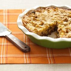 Swedish Apple Pie/Apples are believed to be the oldest known fruit-documented  back to the first century AD
