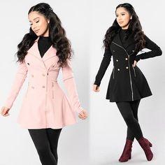 """❤️649 NEW ARRIVALS❤️⠀ Search: """"Turn It Down Dress""""⠀ ✨www.FashionNova.com✨"""