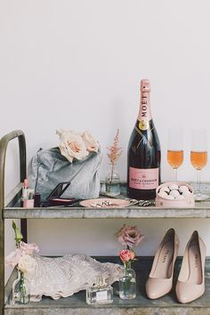 Enjoy every step of the planning for your big day with Moët & Chandon! Come and discover our range of bespoke bridal styles.