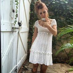 Crochetemoda: Vanessa Montoro/ Crochet