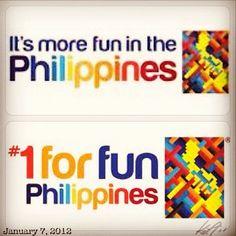 ガンバレフィリピン #itsmorefuninthephilippines #philippines
