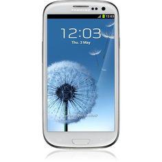 Telefono movil Samsung I9300 Galaxy S3 16GB libre blanco #geek #tecnologia #oferta #regalo #novedades