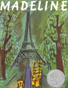 """""""In an old house in Paris, That was covered in vines,  Lived twelve little girls in two straight lines.""""  Thus begins one of my childhood favorites, Madeline, by author and artist Ludwig Bemelmans. Madeline celebrates her 75th birthday this year!"""