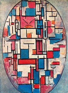 History of Art: Piet Mondrian
