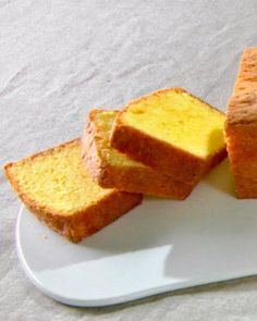 Pound Cake // Classic Pound Cake Recipe