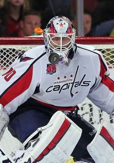 Braden Holtby, Washington Capitals