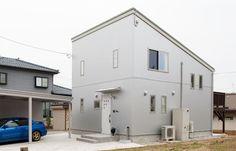 新潟の新築・工務店なら山六木材 | 山六木材の家/小さな高級住宅「BinO」