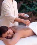 Ancient Drumming Treatment at the Tamaya Mist Spa     Hyatt Regency Tamaya Resort & Spa