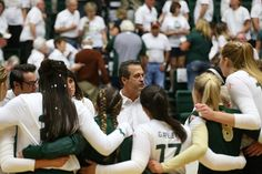 CSU Rams Volleyball Team Ranked in the Preseason Top 25 Colorado State University, Volleyball Team, Coaching, Couple Photos, Couples, Top, Training, Couple Photography, Couple