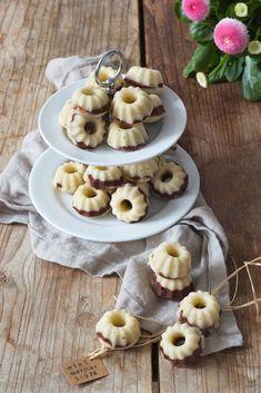 Baby Food Recipes, Cake Recipes, Vegan Recipes, Marble Cake, Small Cake, Vegan Sweets, Cake Cookies, Muffins, Bakery