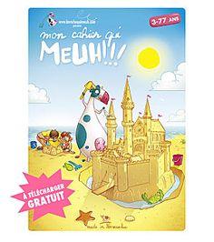 Un cahier de vacances gratuit à télécharger