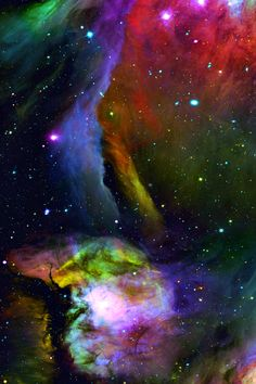 Beautiful nebula.