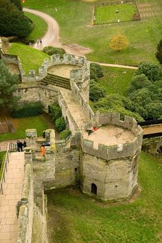 Warwick Castle, Scotland