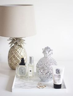 Currently on our wish list: pineapple decor items.