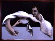 Gérard Garouste | Critique | Portraits | Paris 3e. Galerie Daniel Templon