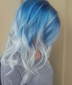 How-To: Icy Blue Melt