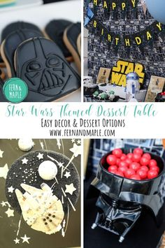 Star Wars Themed Des