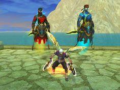 صور لشخصيات اللاعبين في لعبة أمل الشعوب