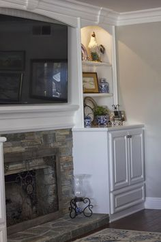 AFTER: Family Room from C.B.I.D. HOME DECOR and DESIGN