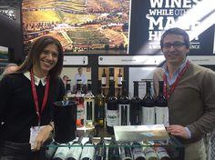 Campomaiornews: Adega Mayor, presente com os seus vinhos no Prowei...
