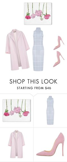 """Untitled #61"" by apeksha-singh-parikh ❤ liked on Polyvore featuring Oliver Gal Artist Co., C/MEO COLLECTIVE and Paul Smith"