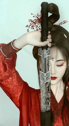 General (Trad to Mod) is part of Geisha - Post with 430 views General (Trad to Mod) Female Samurai, Samurai Art, Japanese Art Samurai, Samurai Swords, Japanese Kimono, Japanese Girl, Chinese Culture, Chinese Art, Chinese China