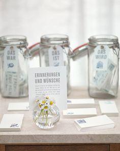 Erinnerungen und Wünsche - weddingstyle.de