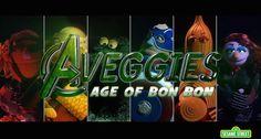 The Aveggies: Sesame #Street's Hilarious #Parody Of '#The Avengers'  Read more: http://designtaxi.com/news/375103/The-Aveggies-Sesame-Street-s-Hilarious-Parody-Of-The-Avengers/?utm_term=DT_Newsletter_280415&utm_content=buffer81ae5&utm_medium=social&utm_source=pinterest.com&utm_campaign=buffer