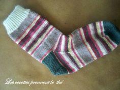KAL # 1 pour maitriser le défi chaussette - Les cocottes prennent le thé Evolution T Shirt, Practical Gifts, Unusual Gifts, Lana, Tweed, Knit Crochet, Socks, Wool, Couture