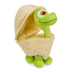 "Disney The Good Dinosaur Arlo Hatch Reveal Kids 10"" Plush NEW #Disney"