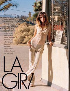 """Elle Italy March 2013, """"LA Girl"""""""