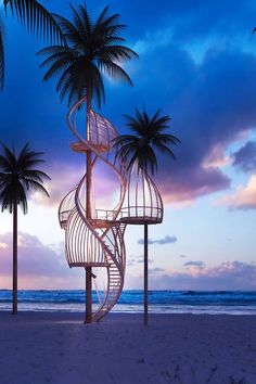 in Paradise Competition: Taking something from a SCAM Treehouses in Paradise Competition Entries. I don't know where this is, but I want to go there.Treehouses in Paradise Competition Entries. I don't know where this is, but I want to go there. In The Tree, Dream Vacations, Beautiful Beaches, Palm Trees, Scenery, To Go, Places, Treehouses, Walking