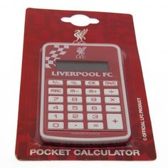 liverpool calculator FC Liverpool Official Merchandise Available at www.itsmatchday.com